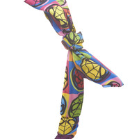 Multi-Colored Spider-Man™ Bow Headwrap   Wet Seal