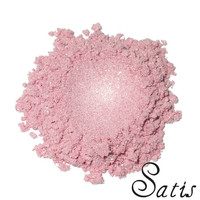 SATIS Goddess - Vegan Mineral Makeup - Eye Shadow and Eye Liner