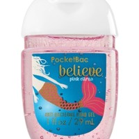 PocketBac Sanitizing Hand Gel Believe - Pink Citrus