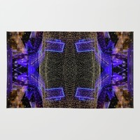 City Synthesis Rug by RichCaspian