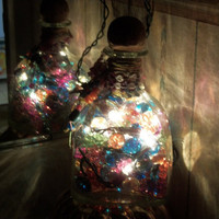Patron Tequila Bottle Lights,  Accent Light or Night Light