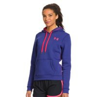 Under Armour Women's UA Rival Cotton Hoodie