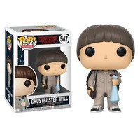 Ghostbuster Will Funko Pop! Television Stranger Things