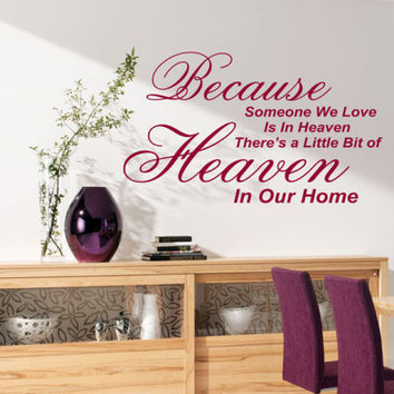 Creative Decoration In House Wall Sticker. = 4799481092