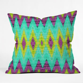 Ingrid Padilla Impress 1 Outdoor Throw Pillow
