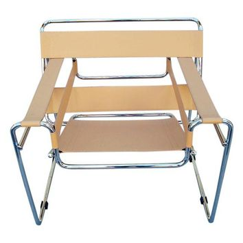 Pre-owned Iconic Wassily- Marcel Breuer Chair