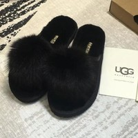 UGG Women Fashion Casual Slipper Shoes-6
