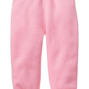 Gap Baby Factory Fleece Bear Pants