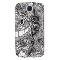 Zentangle Cheshire Cat Design