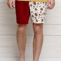 Rhythm Lemon Myrtle Boardshorts - Mens Board Shorts - Red