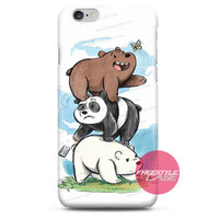 We Bare Bears Favourites iPhone Case Cover Series