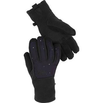 The North Face Women's Denali Etip TNF Black Gloves