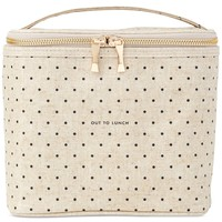 kate spade new york Lunch Tote- Deco Dots