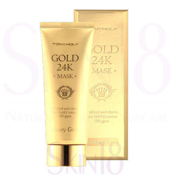 TonyMoly Luxury Gem Gold 24K Wash Off Mask
