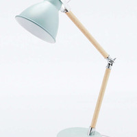 Pale Blue Table Lamp - Urban Outfitters