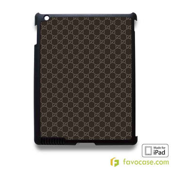 GUCCI 3 iPad 2 3 4 5 Air Mini Case Cover
