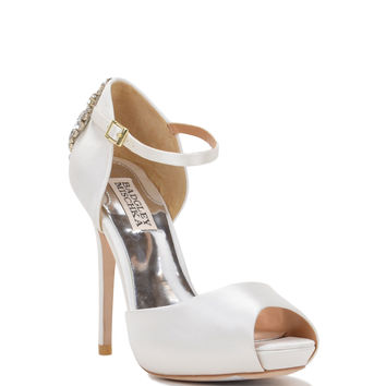 GENE PEEP TOE ANKLE STRAP EVENING SHOE