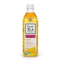 Teas' Tea Organic Mango & Yuzu Green Tea, 16.9 fl oz (500 mL)