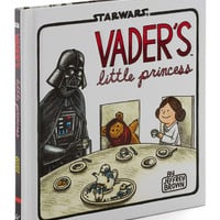 Quirky Vader's Little Princess by Chronicle Books from ModCloth