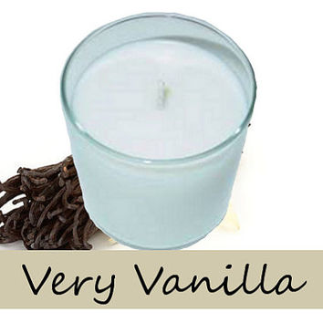 Very Vanilla Scented Candle in Tumbler 13 oz