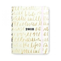 2018 - Set the Stage - Kate Spade Medium Agenda