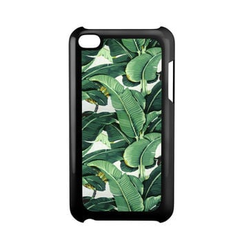 banana leaf iPod Touch 4 Case