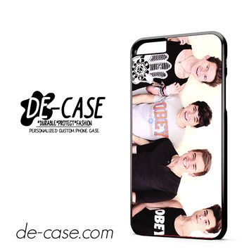 Jc Caylen Ricky Dillon Kian Lawley And Connor Franta DEAL-5838 Apple Phonecase Cover For Iphone 6/ 6S Plus