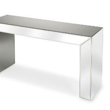 Emerson Mirrored Console Table