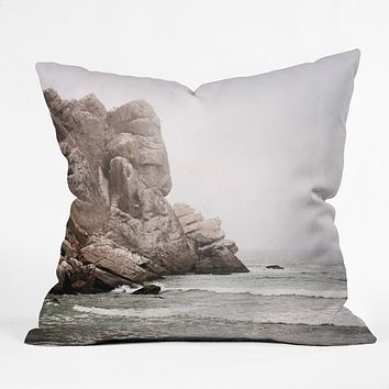 Bree Madden Northern Coast Throw Pillow