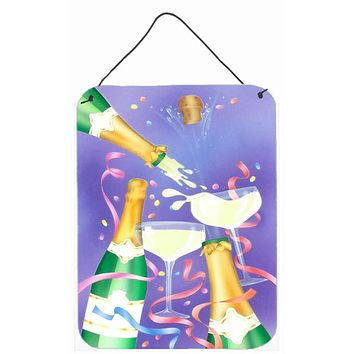 Celebrate New Years Toast Wall or Door Hanging Prints APH8555DS1216