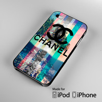 Chanel Calm A0914 iPhone 4 4S 5 5S 5C 6, iPod Touch 4 5 Cases