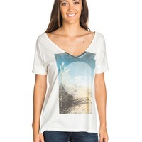 Roxy - Road Less Traveled T-Shirt