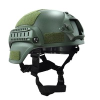 Tactical Helmet  Paintball Head Protector with Night Vision Sport Camera Mount