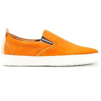CREYONJF DSQUARED2 slip-on sneakers