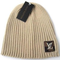 Louis Vuitton Women Men Fashion Simple Casual Hat Cap-2