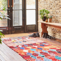 One-of-a-Kind Azilal Noha 4x9 Rug - Urban Outfitters