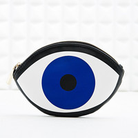 Deena & Ozzy Eye Pouch in Blue - Urban Outfitters