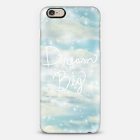 Dream Big iPhone 6 case by Lisa Argyropoulos | Casetify