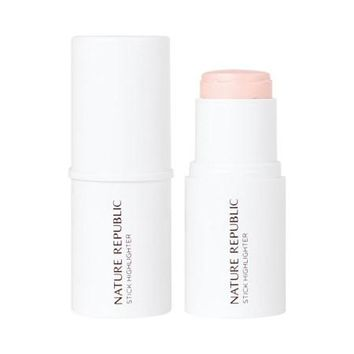NATURE REPUBLIC BOTANICAL STICK HIGHLIGHTER [01 SHINE PINK]