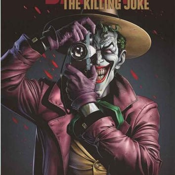 Batman The Killing Joke Movie Poster 22x34