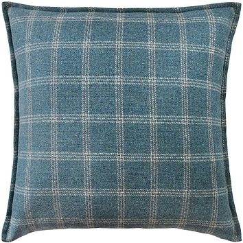 Bute Teal Pillow