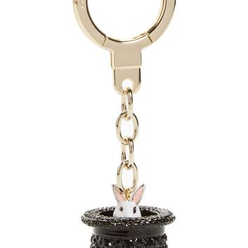 kate spade new york rabbit and hat bag charm | Nordstrom