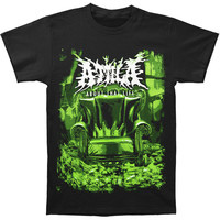 Attila Men's  Album Art T-shirt Black Rockabilia