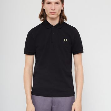 Fred Perry Made In England The Original Polo Shirt Black