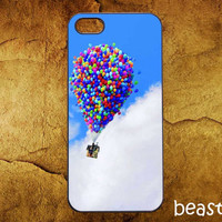 Disney Up On The Sky - Accessories,Case,Samsung Galaxy S2/S3/S4,iPhone 4/4S,iPhone 5/5S/5C,Rubber Case - OD22012014 - 18