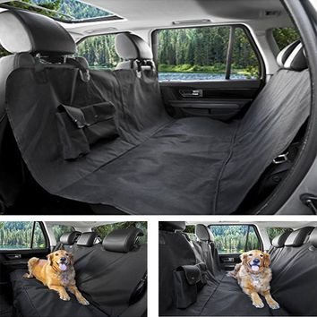 Pet Car Seat Covers Also Waterproof