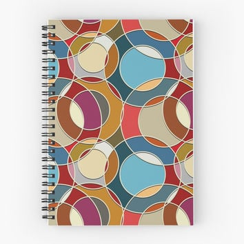 Cool Colorful Circles Pattern by sale