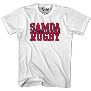 Samoa Rugby Nations T-shirt