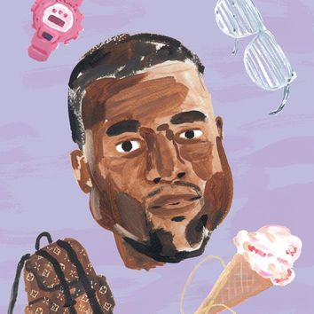 Dressing The Yeezy Way: The Kanye West Paper Doll Paperback – September 1, 2016