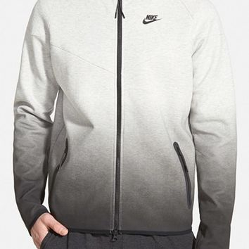 Men's Nike 'Tech Windrunner Fade' Zip Hoodie,